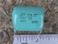 Leeds Radio - capacitors